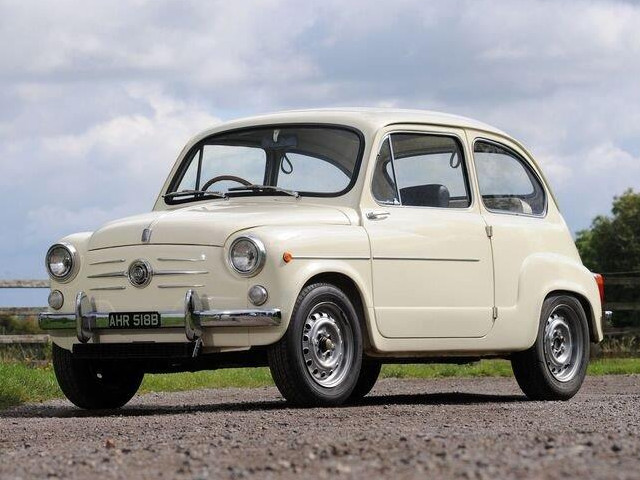 Classic Fiat and Abarth Parts | Fiat 500 and Classic ...