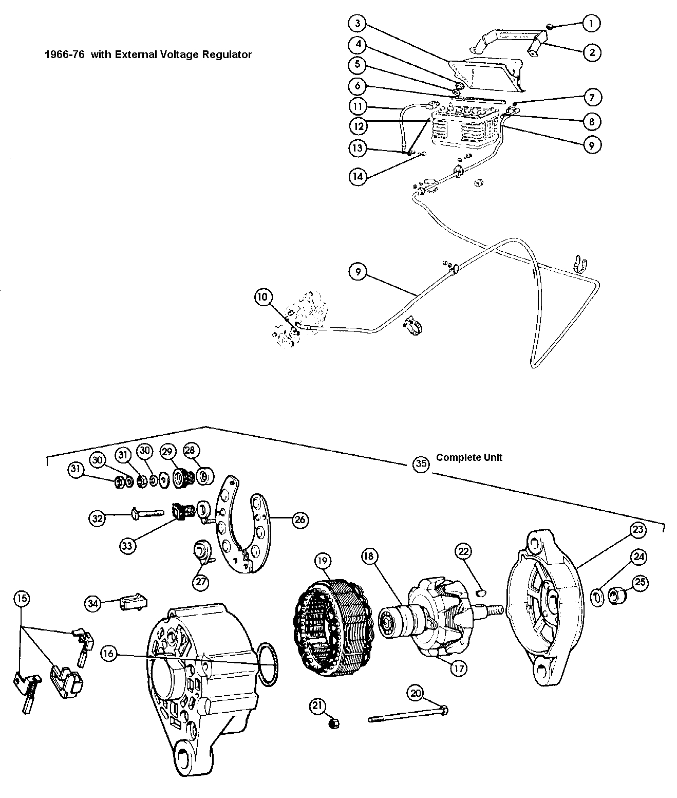 fiat 124 alternator battery cables fiat 500 and classic abarth Valeo Alternator Wiring Diagram alternator battery cables