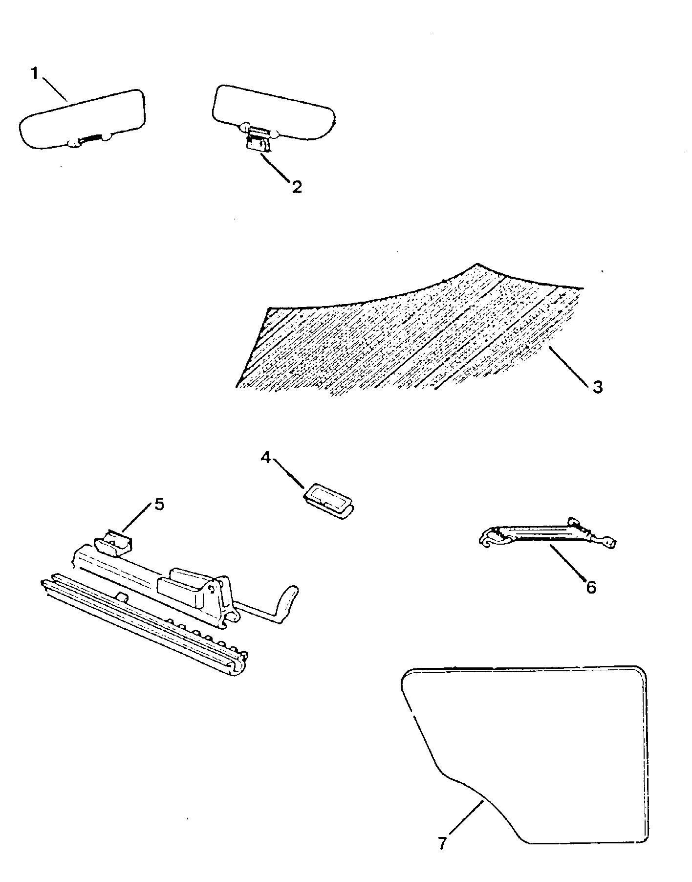 INTERIOR TRIM   2