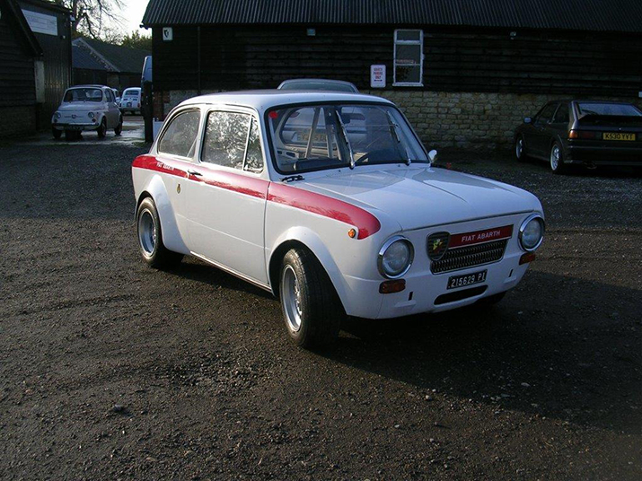 Galleries | Fiat 500 and Classic Abarth Specialists Middle ...