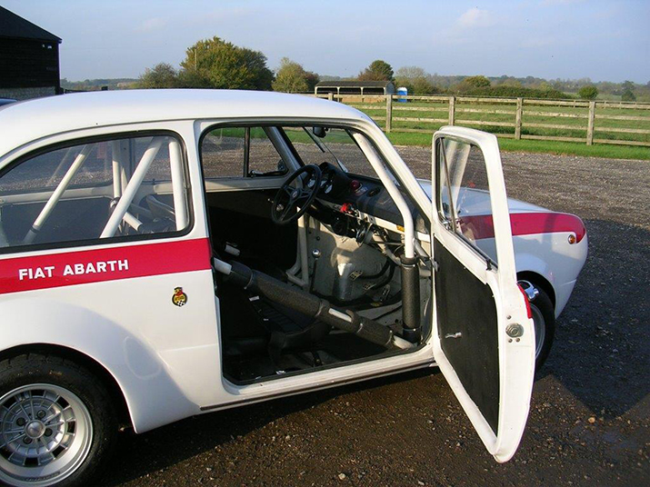 Somerton Car Sales >> Fiat Abarth OT 1600 | Fiat 500 and Classic Abarth Specialists Middle Barton Garage