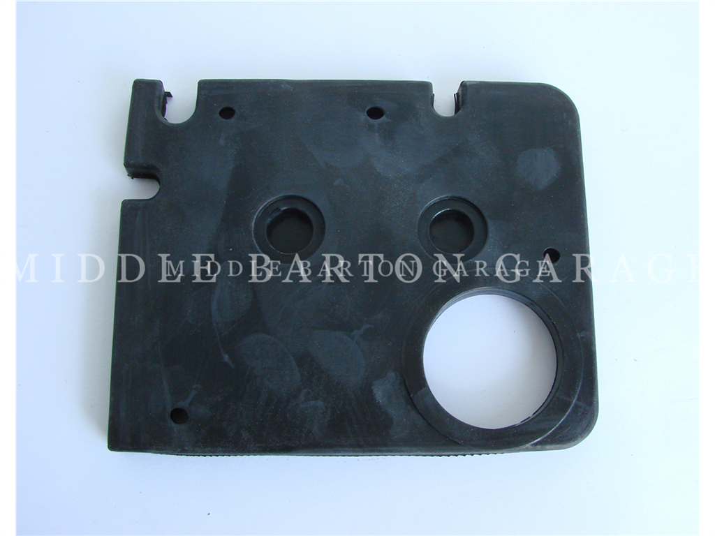 RUBBER PLATE FOR TUNNEL(CABLE GUIDE)600D