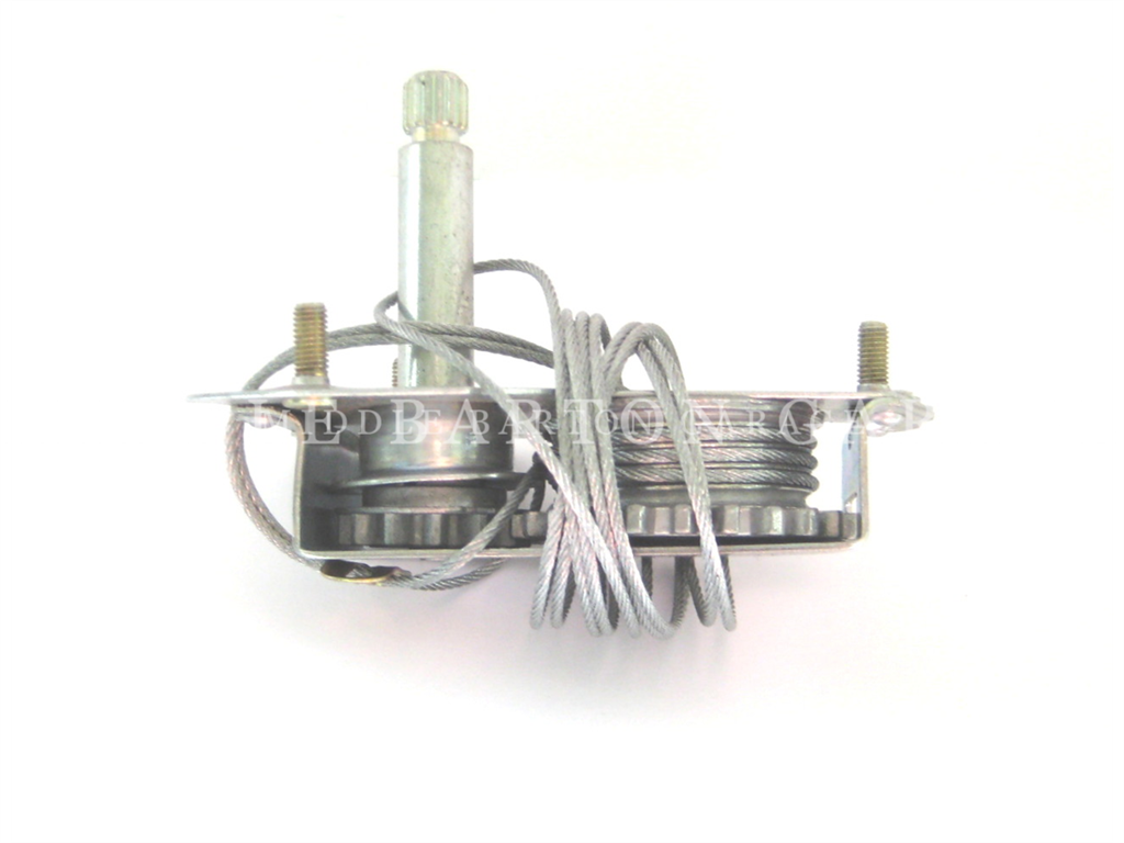 WINDOW REGULATOR MECHANISM CABLE 600D/E