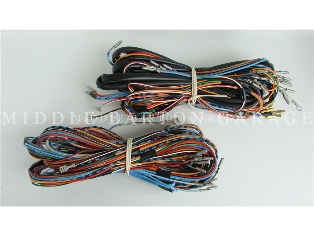 WIRING HARNESS 600D