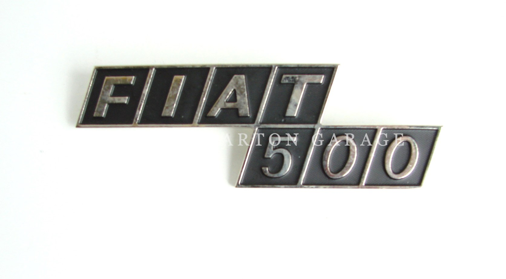 REAR BADGE (Fiat 500)  FIAT 500F AND R