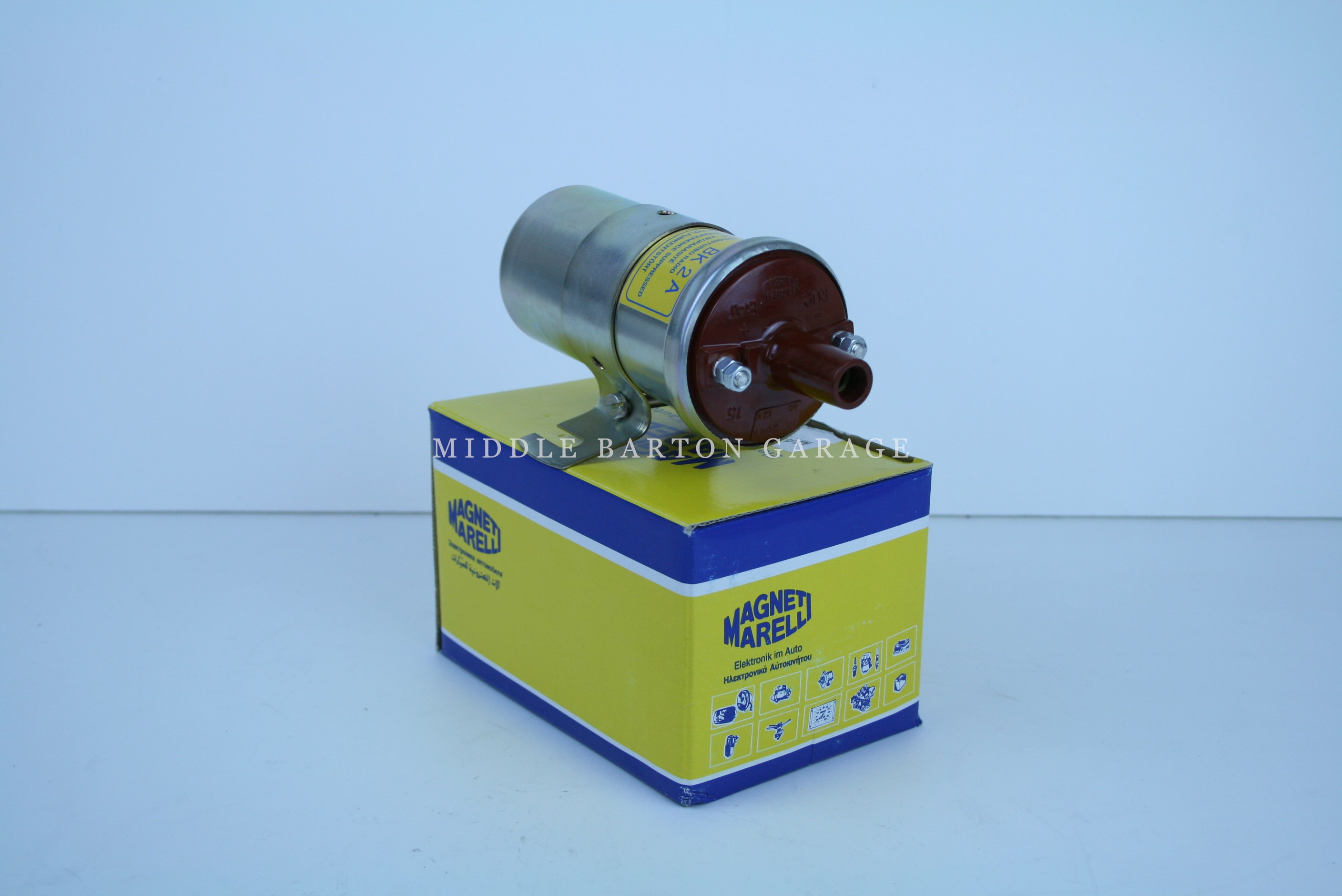 IGNITION COIL MAGNETI MARELLI BK 2A