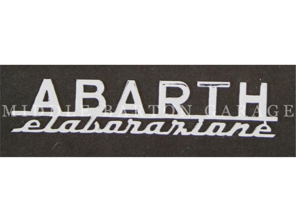 ABARTH ELABERAZIONE CHROME SCRIPT
