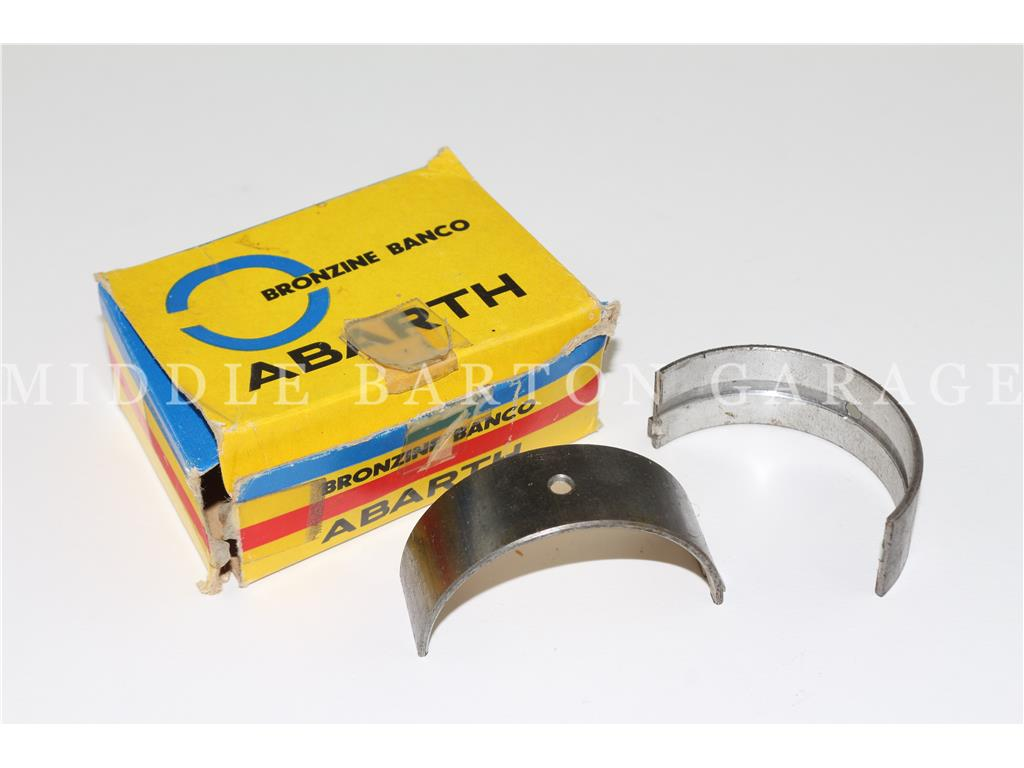 MAIN BEARINGS 3 METAL ABARTH T/CAM 131