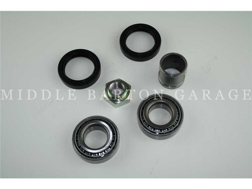 WHEEL BEARING SET REAR 500/126/600D