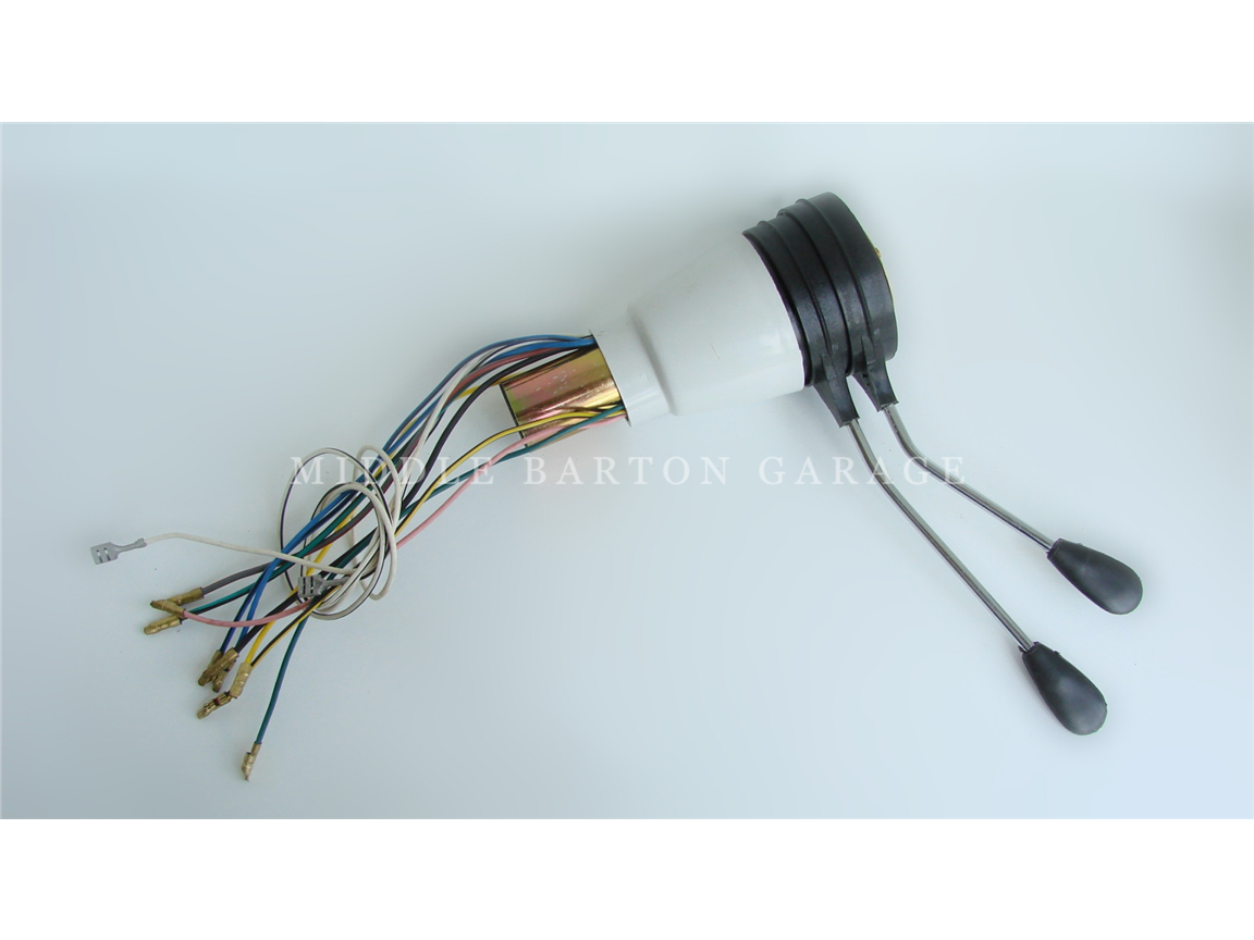 STEERING COLUMN SWITCH 500D/F BLACK