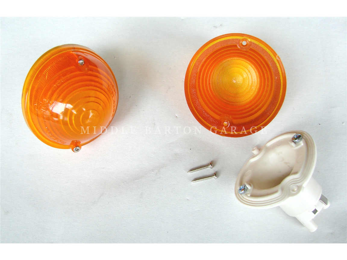 FRONT INDICATOR AMBER 500F/R-600 GIARD