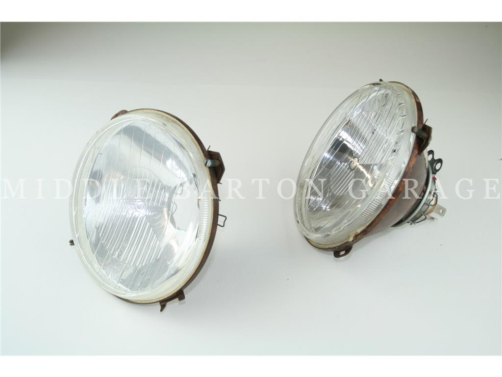 HEADLAMP BILUX 1500 ABARTH SIMCA 2000