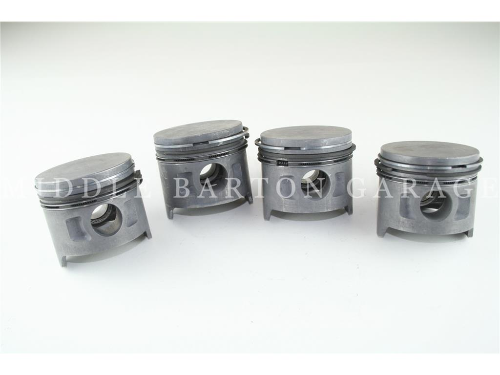 Piston Set 600D +0.4  62.40mm