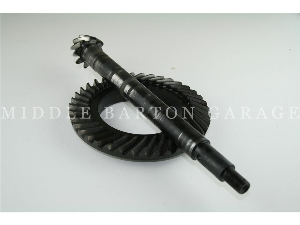 RING AND PINION 600/600D 8/43 MULTIPLA (GENERIC PICTURE)