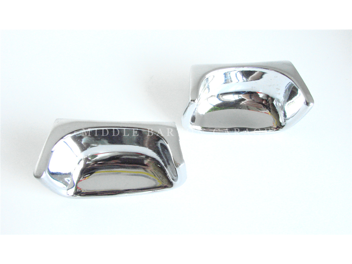 Chrome door handles - 850 Spider Repl.