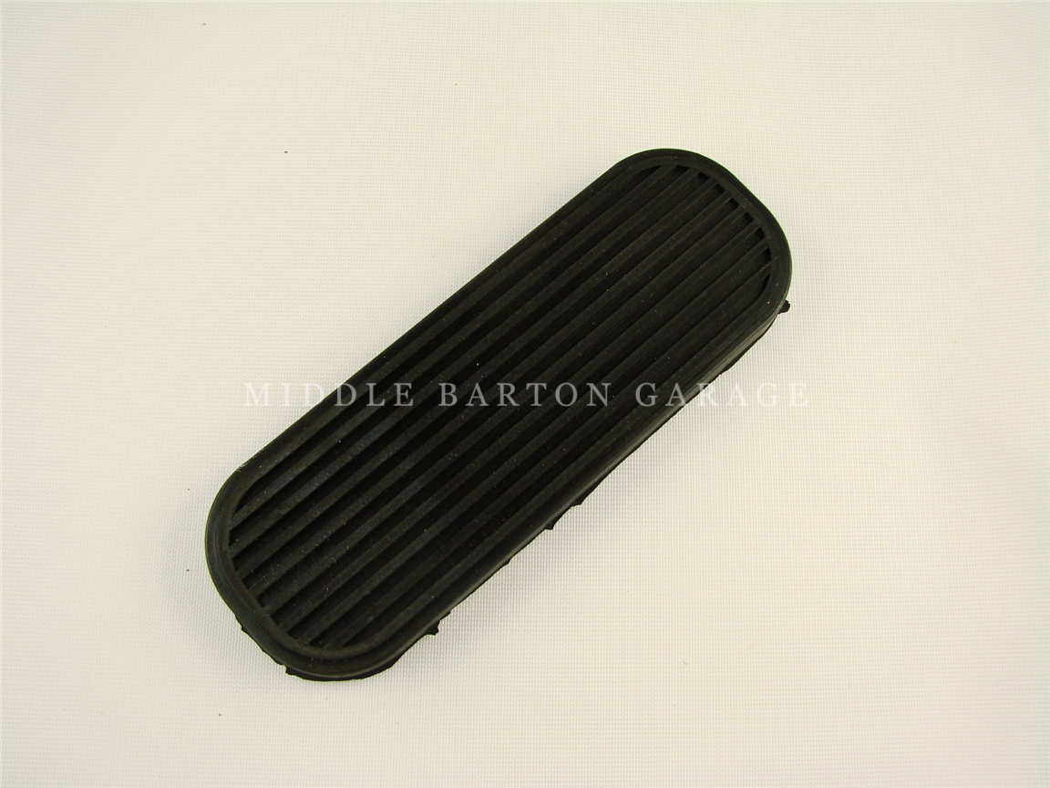 Accelerator pedal rubber 124BS/CS