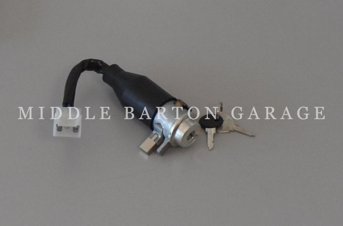 IGNITION SWITCH 124 US 1979-85