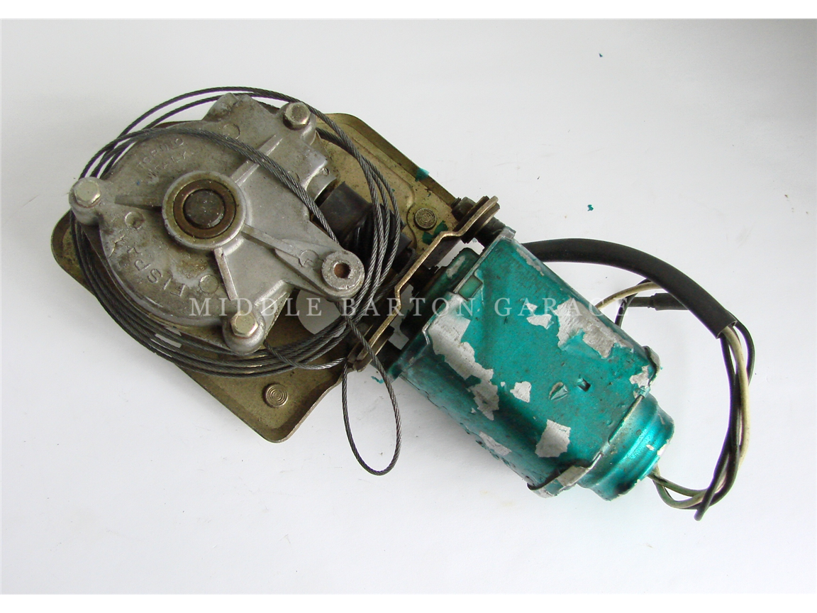WINDOW WINDER ASSY 124US/DS WITH MOTOR