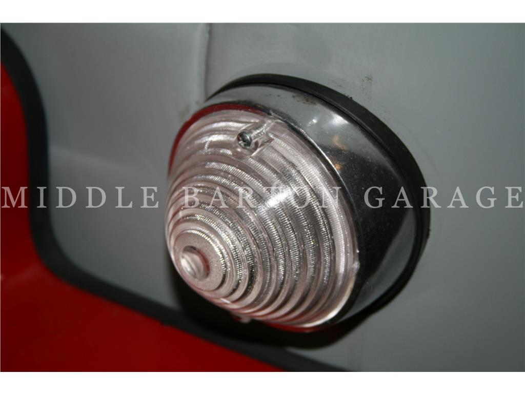 CLEAR FRONT INDICATOR LENS 500D/600