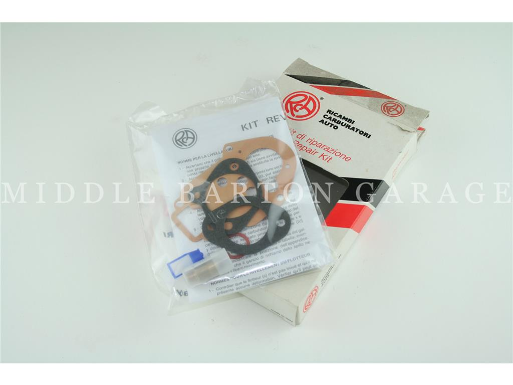 CARBURETTOR REBUILD KIT 600D