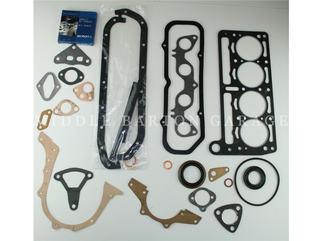 ENGINE GASKET SET 600 D/770 (767cc)
