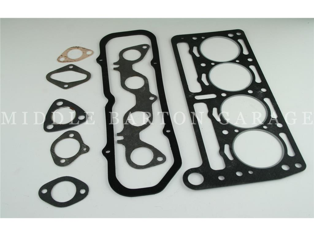 Head gasket set - 600 (633cc)