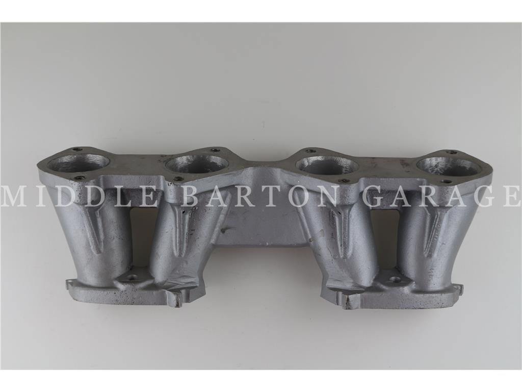 INLET MANIFOLD X19 TWIN D/D CARBS PBS NEW