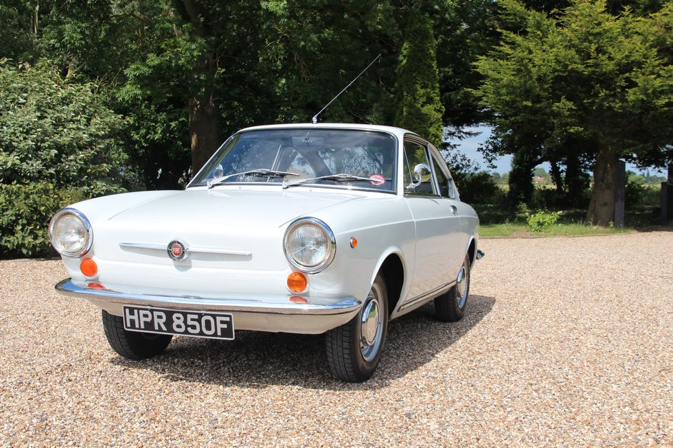 Fiat 850 Coupe Series 1