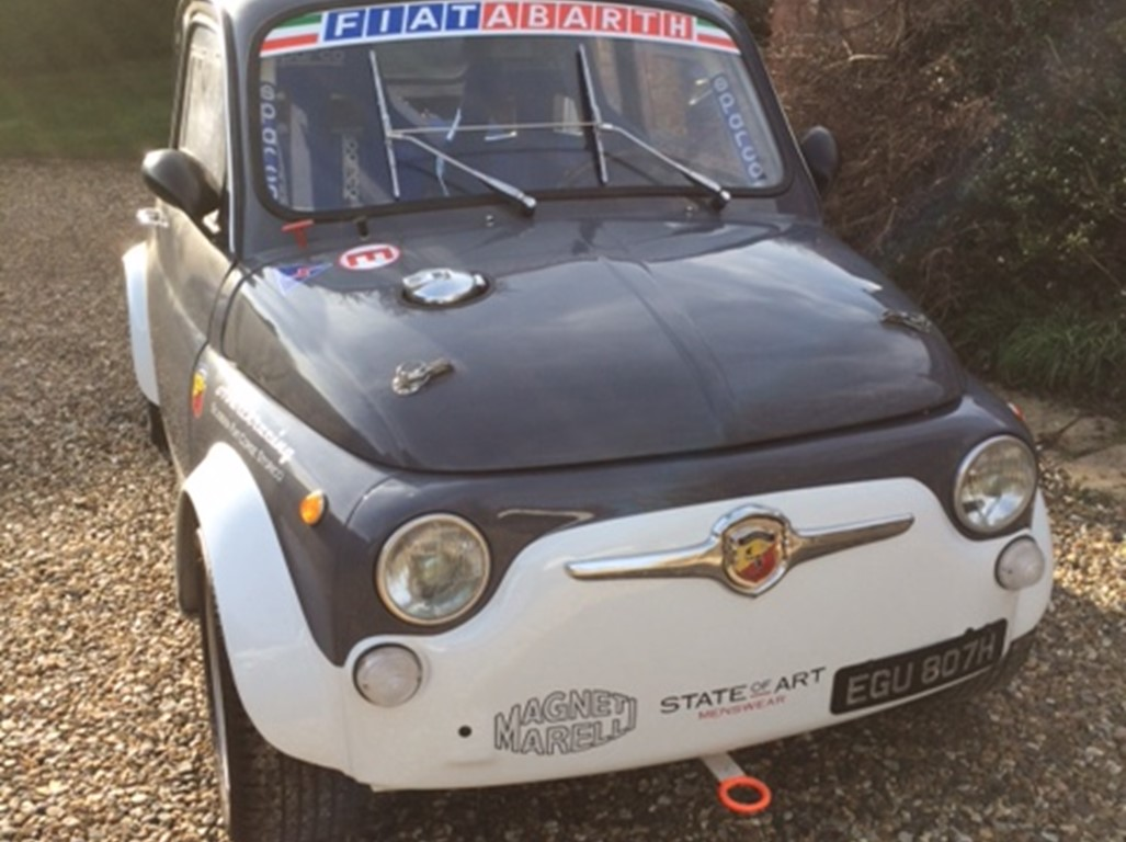 FIAT 500 ABARTH 695 SS Evocation