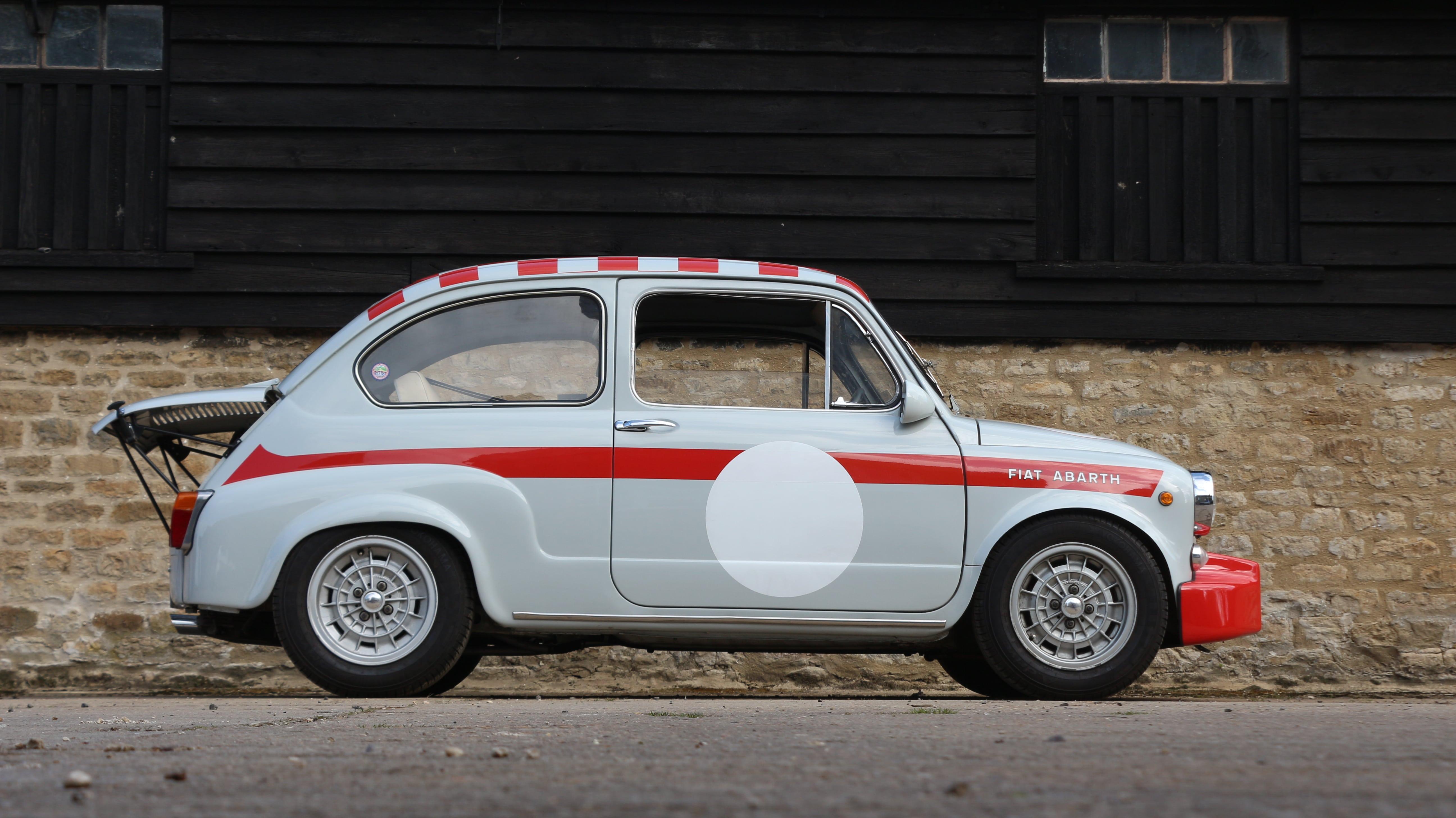 FIAT ABARTH 1000 BERLINA CORSA | Fiat 500 and Clic Abarth ...